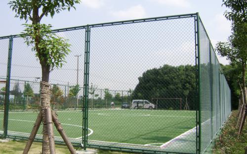体育场护栏网使用案例
