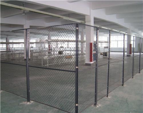 车间室内隔离网