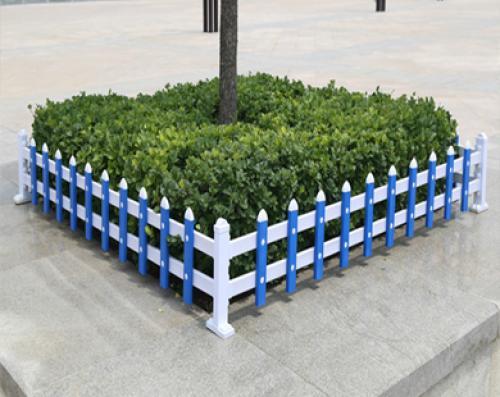 pvc绿化护栏